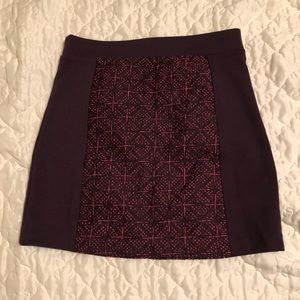 Deep Purple Skirt